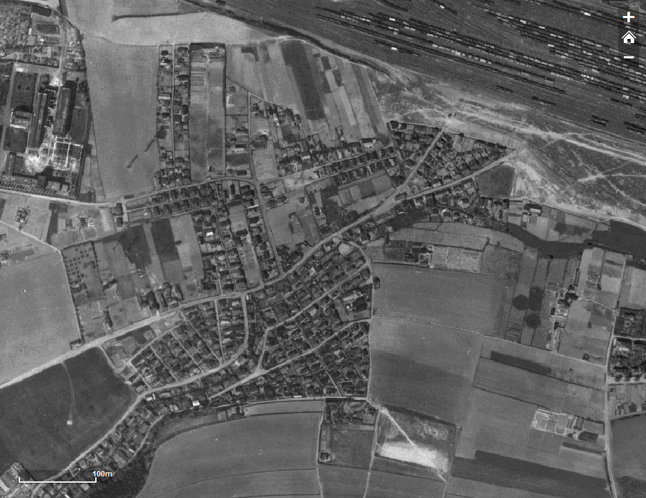 Slatiny 1945